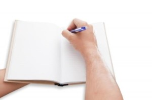 Metas por escrito
