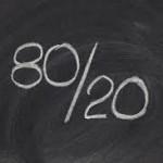 80/20 Uma regra que pode mudar a sua vida
